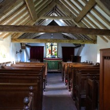 英格兰最小的教堂