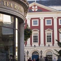 约克著名的茶馆
