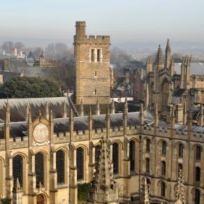 牛津的建筑