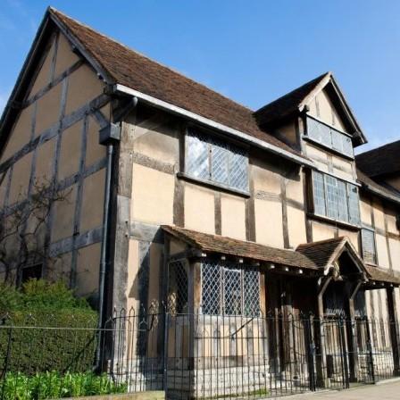 莎士比亚的房子