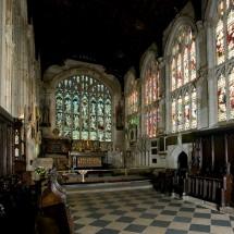 Holy Trinity教堂,莎士比亚埋葬的地方