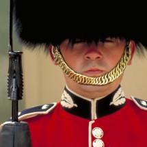 苏格兰的卫兵