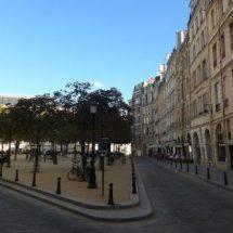 巴黎:Place Dauphine