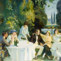 © the estate of Sir Alfred Munnings