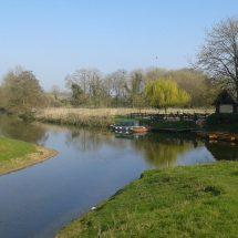 Stour河流,Dedham