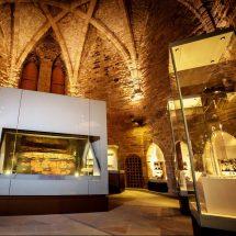 杜伦大教堂的开放宝藏博物馆